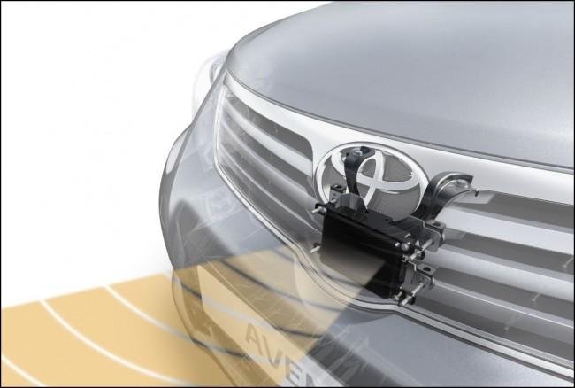 Toyota: Más tecnología para reducir las víctimas en accidentes de tráfico