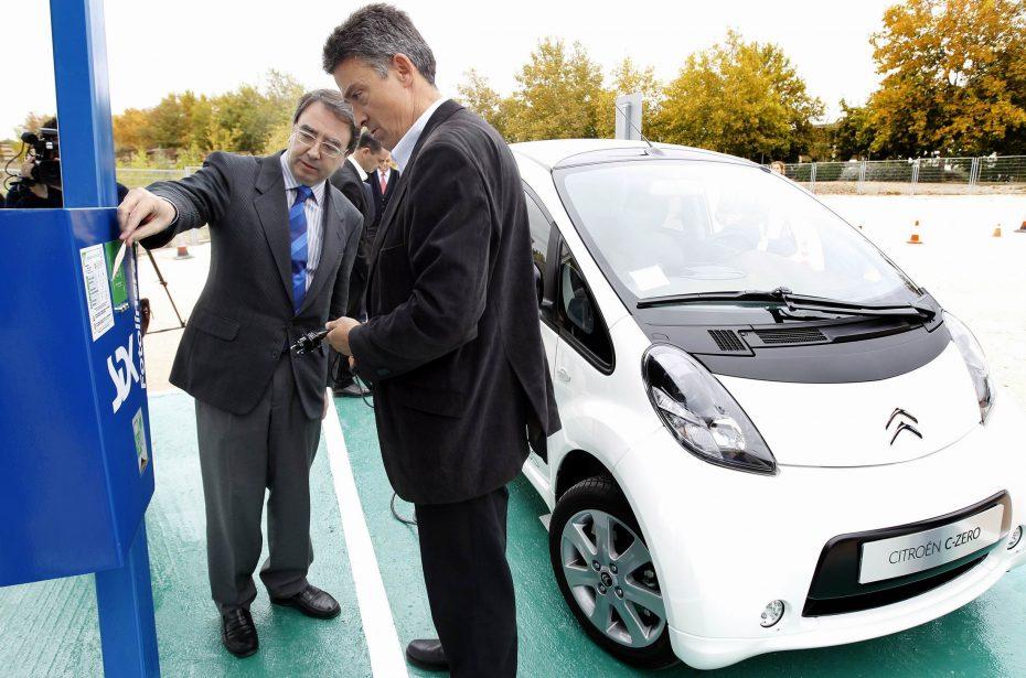 Citroën inaugura la primera fotolinera en España