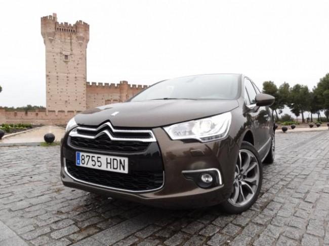Después del DS3 ahí va el Citroën DS4 (Parte I)