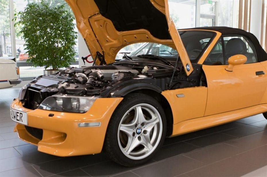 BMW Z3 V12: El biplaza que nunca vió la luz