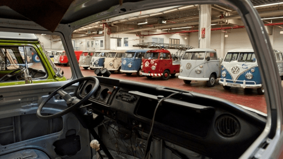 Ya puedes restaurar tu Volkswagen Comercial Clásica