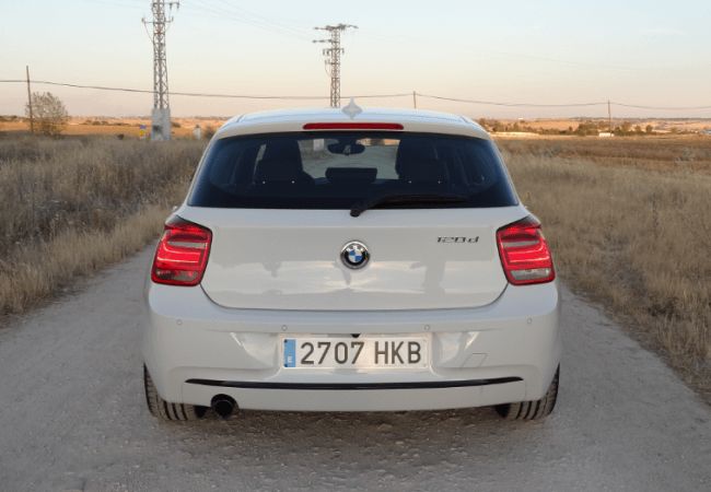 Prueba de la Nueva Serie 1 de BMW (Parte II)