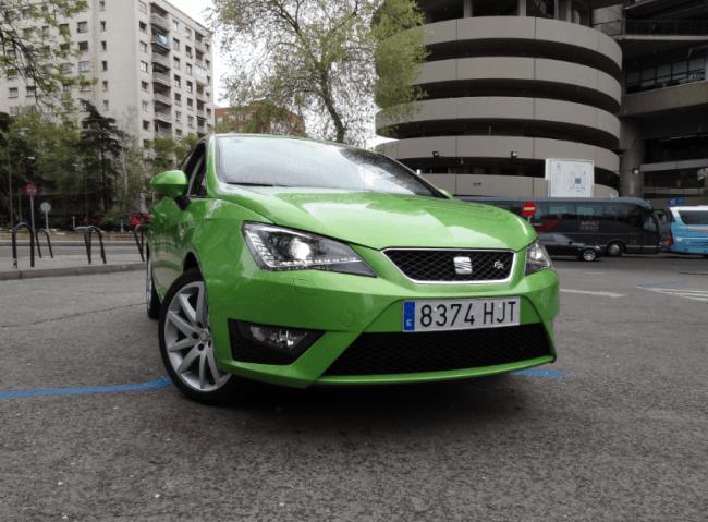 Prueba Seat Ibiza FR TDI 105 CV