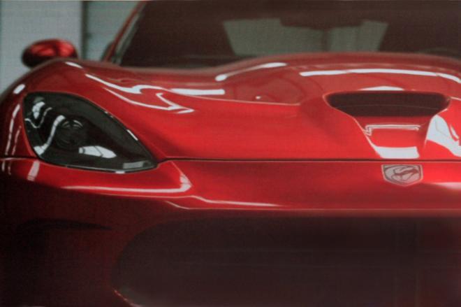 Últimas filtraciones del Dodge Viper SRT 2013
