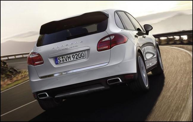 Porsche Cayenne S Hybrid: Información sobre su mecánica