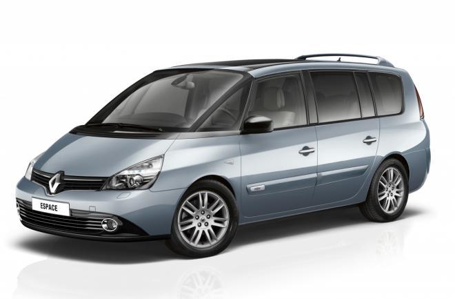 Renault adelanta el exterior del Espace