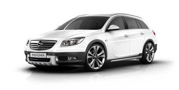 Nuevo Opel Insignia Cross Four