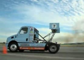 El Ken Block de los Camiones