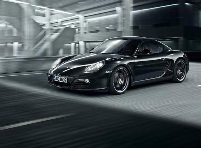 Nuevo Porsche Cayman S Black Edition