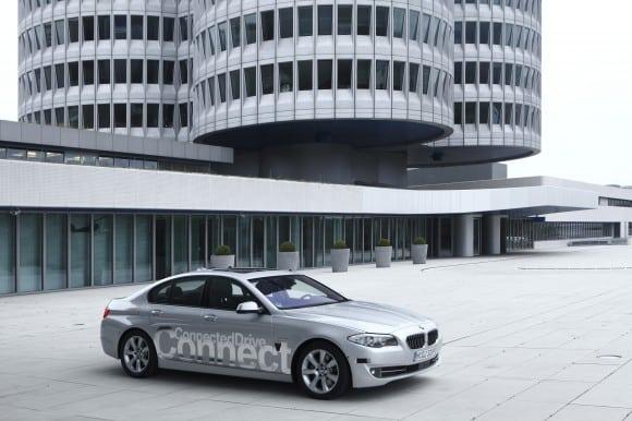 BMW dará a conocer en Madrid, sus nuevas tecnologías