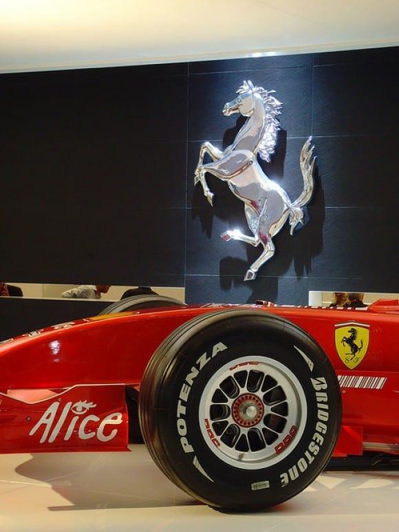 Rosberg podría sustituir a Massa en Ferrari