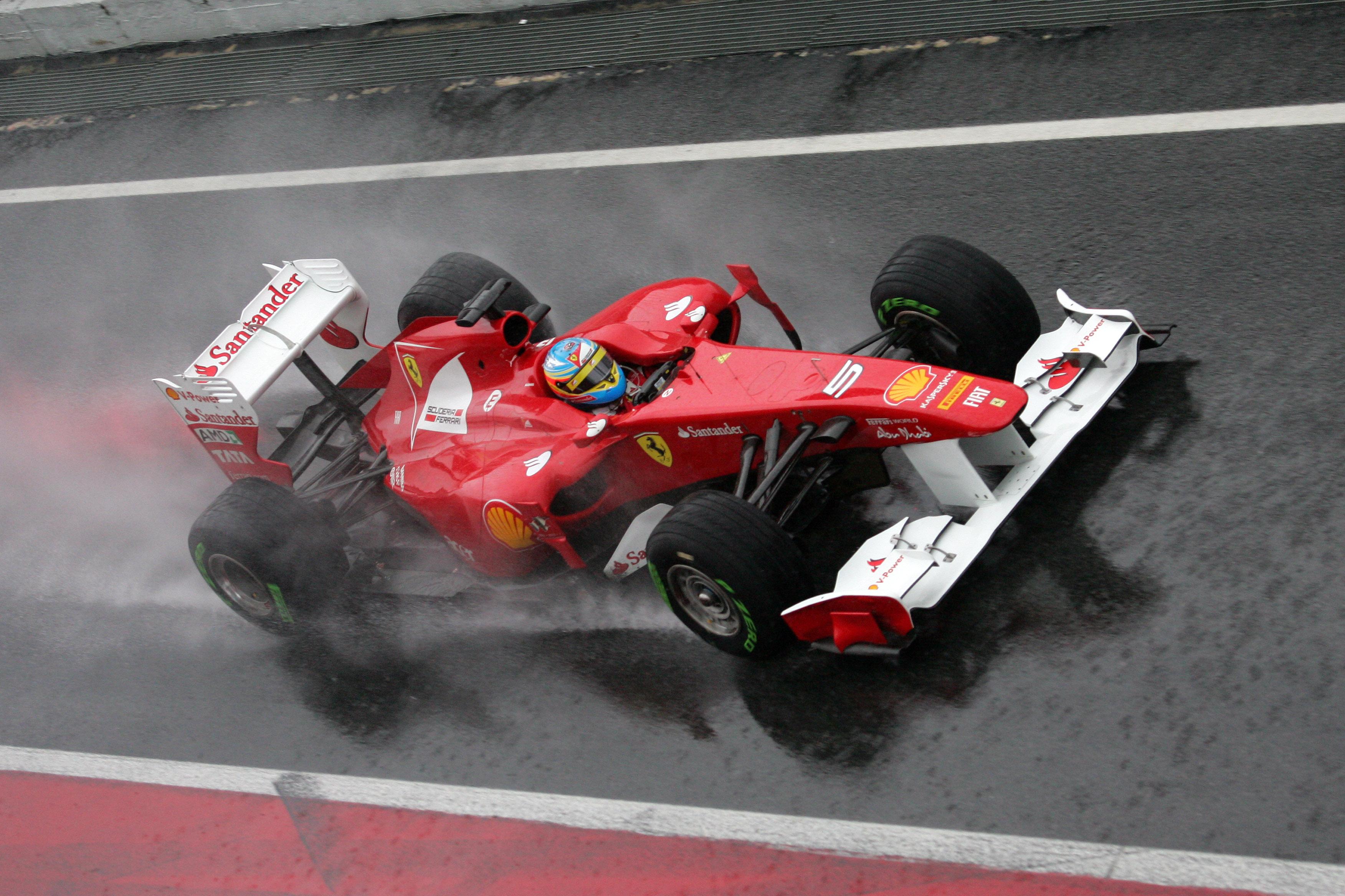 Antena3 se queda con la Fórmula 1