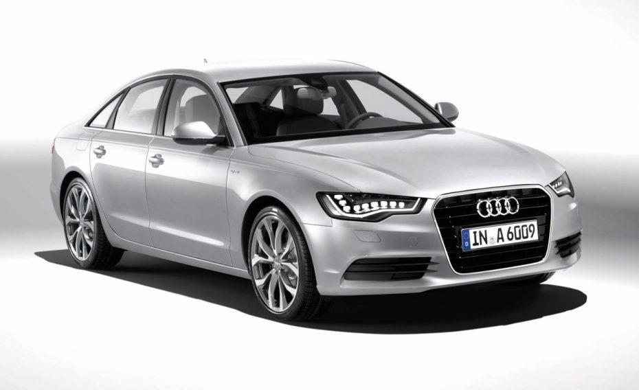 Audi pone a la venta en España el A6 Hybrid