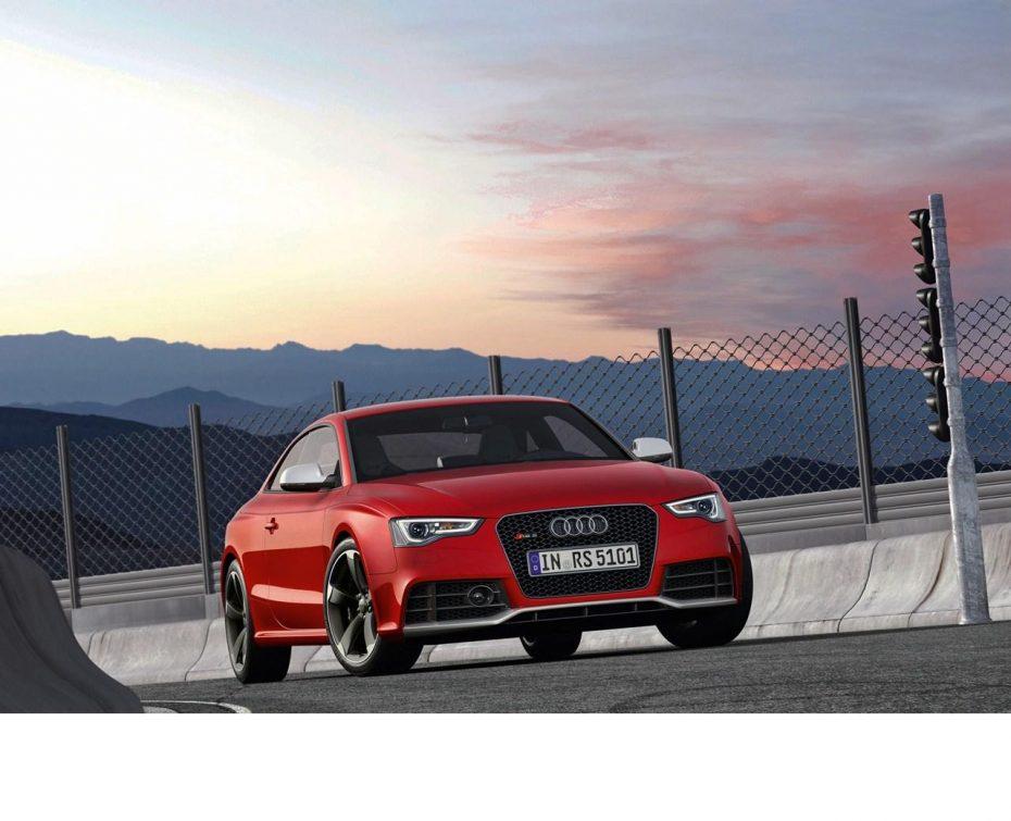 Audi empieza la comercialización del RS5 en España