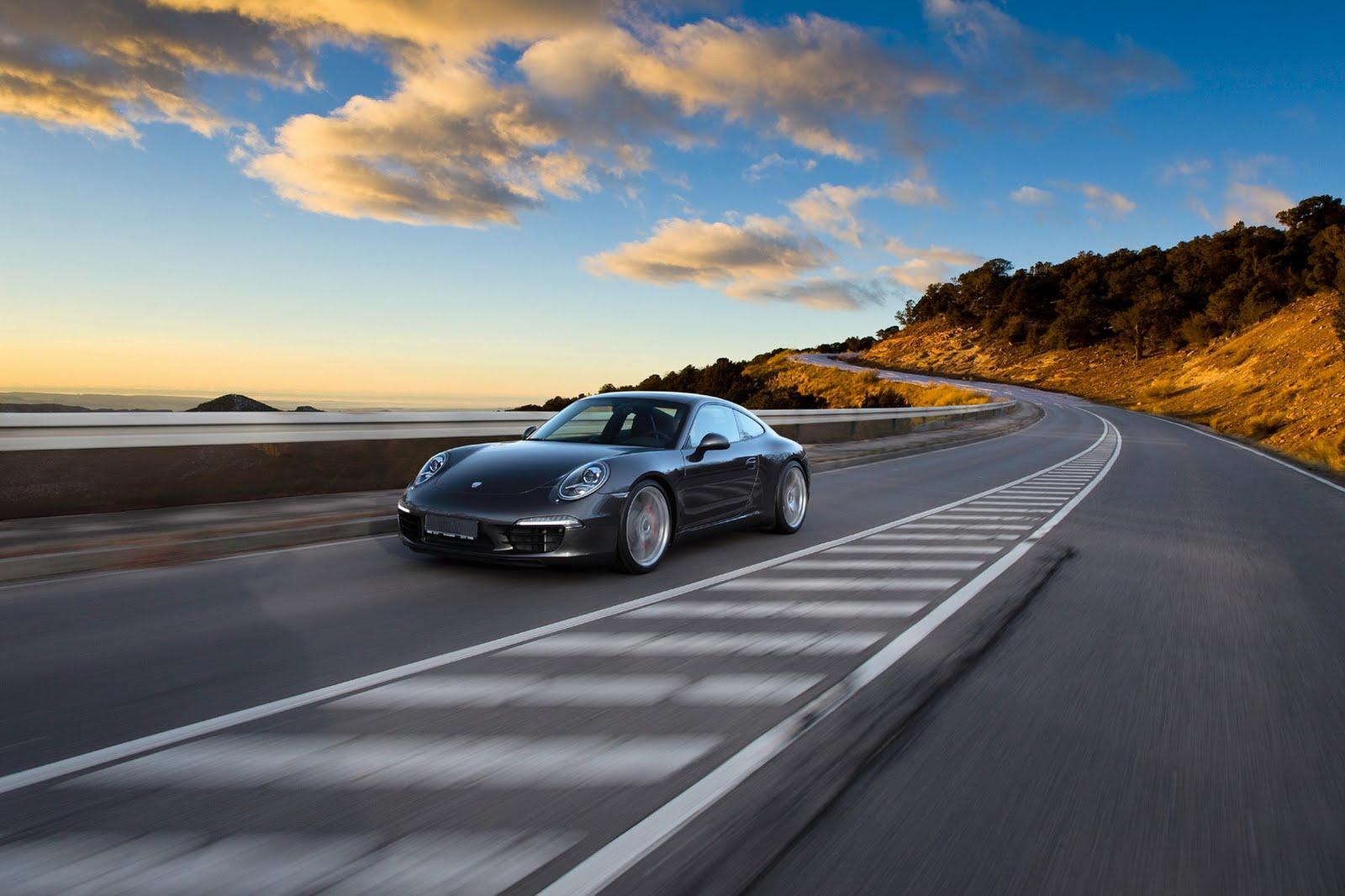 El 911 Turbo montará tres sobrealimentadores