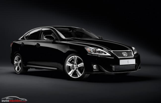 Acción preventiva de Lexus para algunos modelos de la gama IS