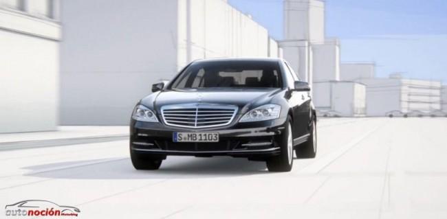 Mercedes-Benz podría sacar al mercado su paquete Intelligent Drive