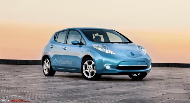 El Nissan Leaf lidera la revolución eléctrica