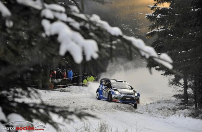 Los pilotos ya esperan el Rally de Suecia, segundo de la temporada