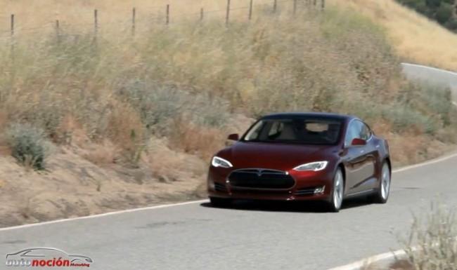 El Tesla Model S ya es el eléctrico con mayor aceleración del mundo