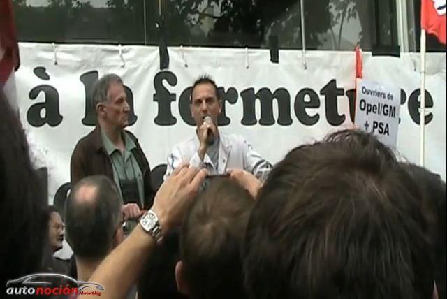 PSA Aulnay continúa con la huelga: La cosa no pinta bien