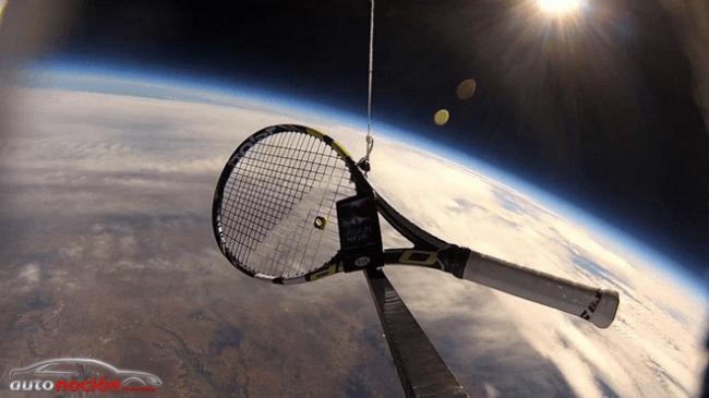KIA llega a la estratosfera con Rafa Nadal