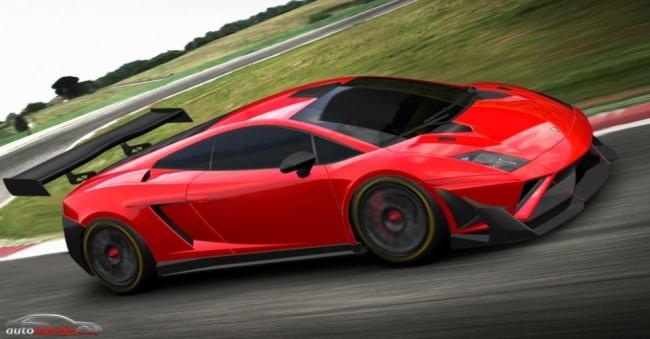 Lamborghini Gallardo FL2 GT3 listo para Marzo por 320.000 euros