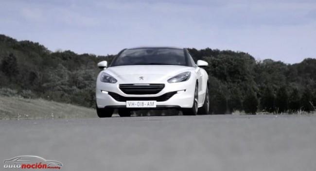 El nuevo Peugeot RCZ está a punto de llegar y sabemos que le gustan las fotos