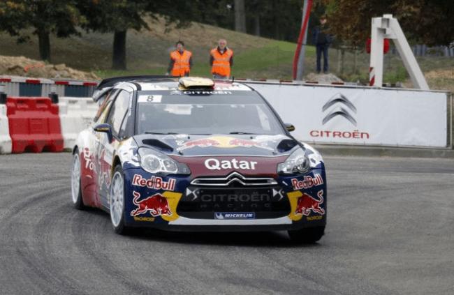 El Rallye de Francia-Alsacia arrancará con el Power Stage