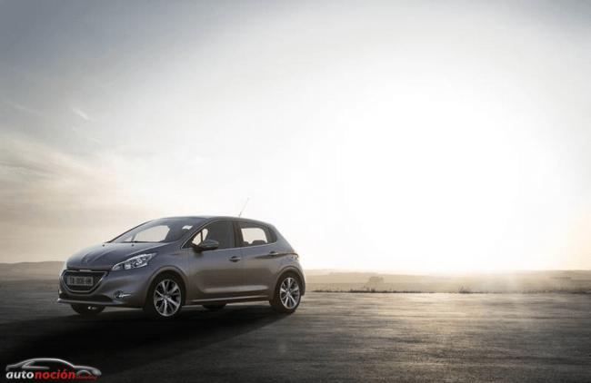 Peugeot fabrica el 208 número 300.000