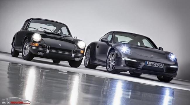 Los 50 años de historia del Porsche 911 (3/3)