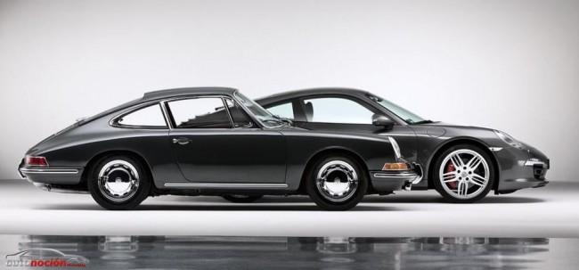 Los 50 años de historia del Porsche 911 (2/3)