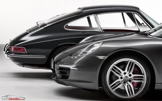 Los 50 A 241 Os De Historia Del Porsche 911 2 3
