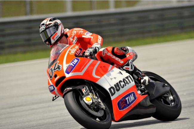 Ducati hace balance de su primer día en Sepang