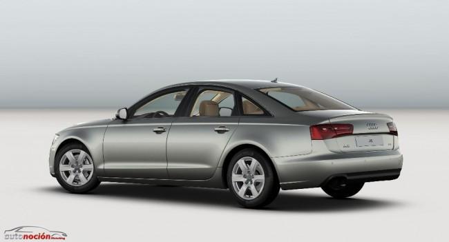 Audi lanza la Advanced Edition para el A6 2.0 TDI