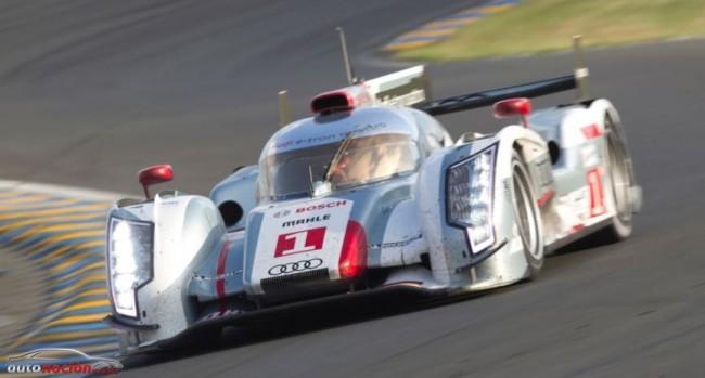 Audi confirma los pilotos para el Campeonato del Mundo de Resistencia