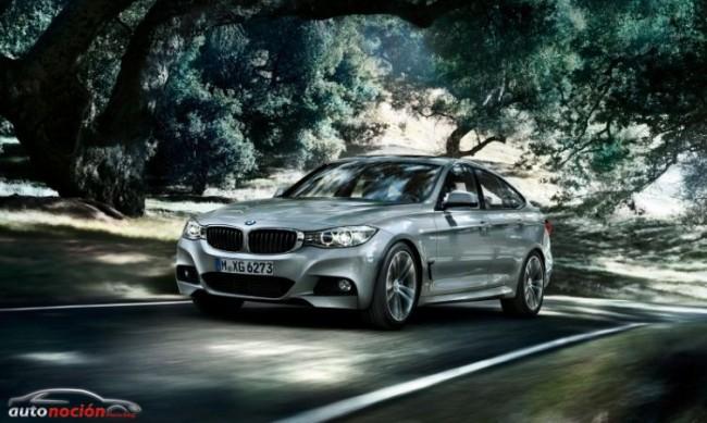 No renuncies al espacio con el nuevo BMW Serie 3 Gran Turismo