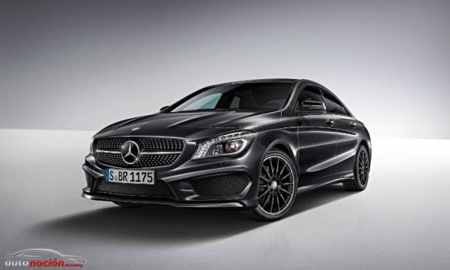 Mercedes-Benz CLA Edition 1 desde 35.402 euros: Exclusivo desde el principio