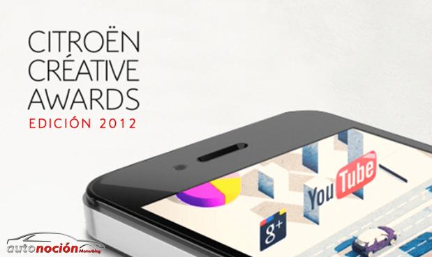 Citroën Créative Awards: 4 proyectos españoles en la final