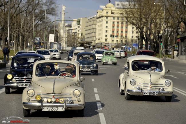 Gran éxito de participacion en el Classic Auto Madrid el pasado fin de semana