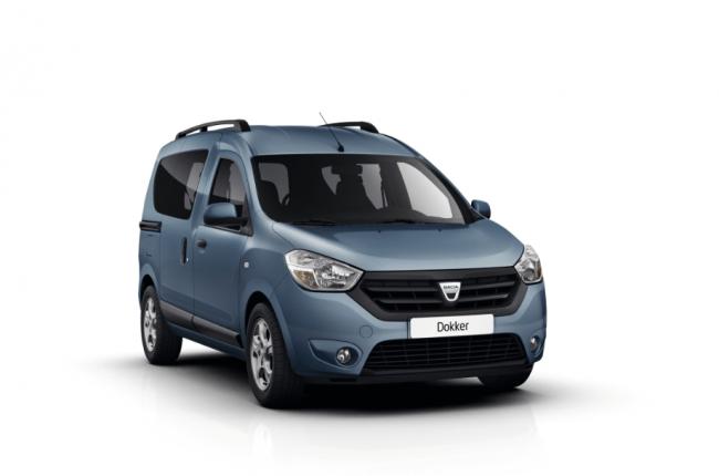 Las furgonetas más económicas de Dacia: Dokker y Dokker Van