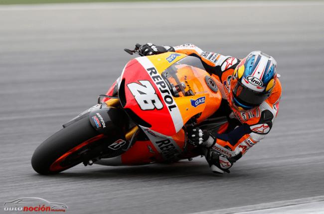 Pedrosa se despide de Sepang siendo el más rápido