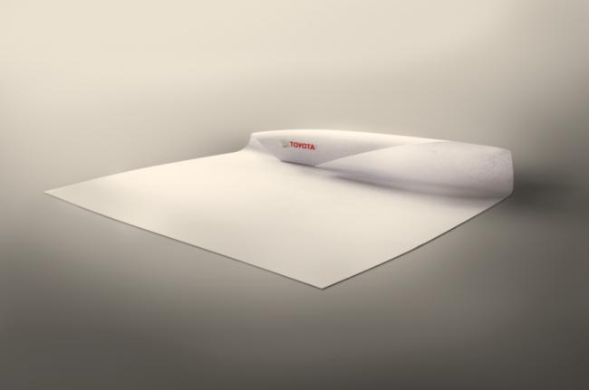 Estreno mundial del nuevo diseño de stand de Toyota en Ginebra