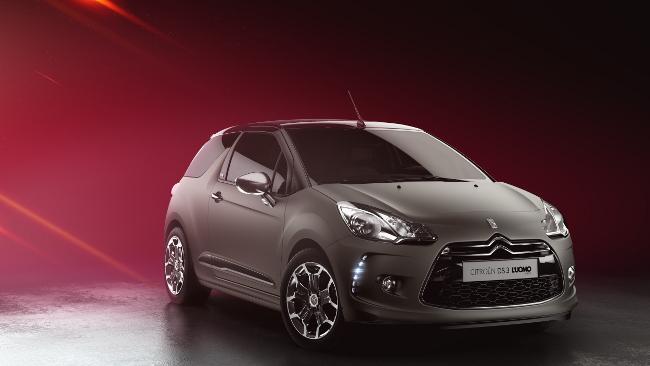 """Citroën DS3 cabrio """"Pour Homme"""""""