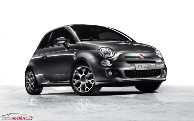El nuevo 500S llega a la familia Fiat