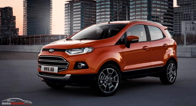 El Nuevo EcoSport, el SUV Compacto y Conectado de Ford Debuta en Europa