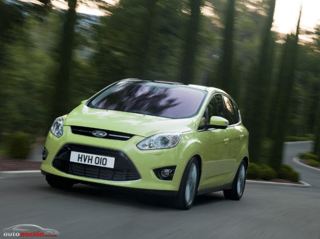 Ford C-MAX y Focus los más fiables de su segmento