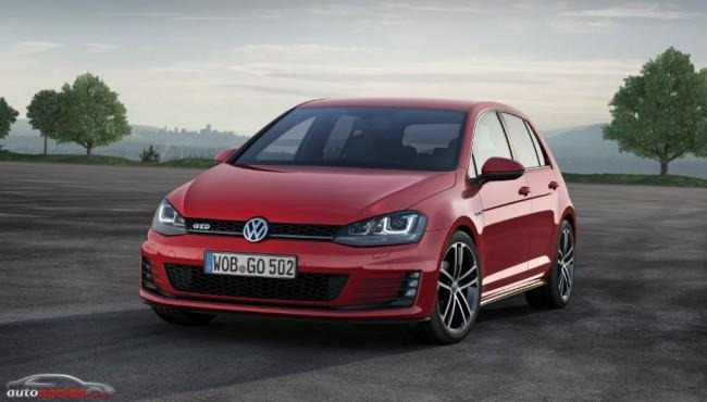 Nuevo GTD: ¿Deportividad y eficiencia en un Volkswagen Golf?