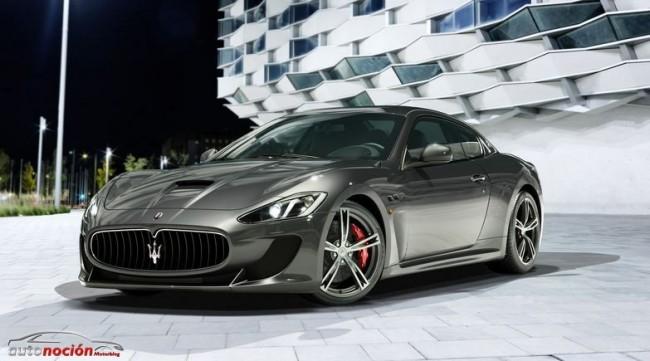 Maserati GranTurismo MC Stradale: Un coupé de lujo para cuatro