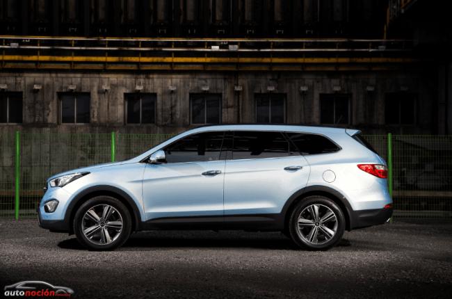 El Grand Santa Fe: Lo más grande de Hyundai
